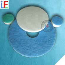 Alibaba stock price high density foam Round Disc compressed sponge