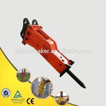 Soosan mini hydraulic breaker/hydraulic breaker equipment