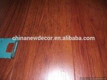 raindrop/crystal surface U-groove laminate flooring
