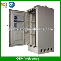 customized network equipment IP55 waterproof outdoor telecom cabinet
