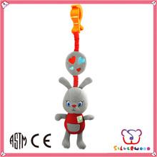Familiar en oem odm de la fábrica nuevo diseño del bebé del juguete infantil cuna colgante