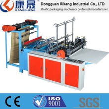 Imported frequency plastic fruit bag making machine price