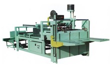 GIGA LXPM-307 Shanghai made Semi-automatic fold box glue machine