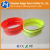 Adjustable Nylon reflective velcro armband