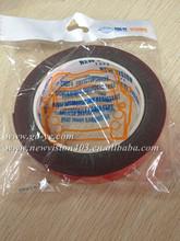 Permanent bonding VHB die cutting automotive acrylic adhesive tape