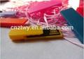 Promocional colorido clip de papel de plástico usb drive, Libre de la insignia de plástico pendrive 1 gb de extremo a extremo 64 gb, Venta al por mayor precio usb stick