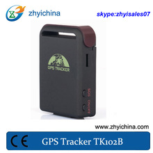 mini gps gate gsm chip trcker for per and person TK102B