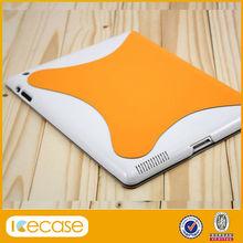for mini iPad case / slim smart cover case for iPad, for ipad 2 3 4 leather cover case