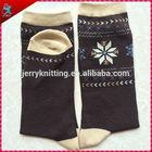 popular beautiful cotton sock improve blood circulation