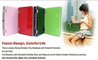 7inch Mini gift Laptop with Android 4.2 512MB/4GB with Wifi webcam haier laptop