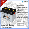 The cheap chinese motorcycle battery price for 12N4-3B