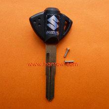Suzuki Motorcycle transponder key blank&blank key&key blanks wholesale&key fob