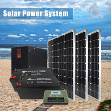 Suntotal Advanced technology IP65 CE 1kw solar system off grid