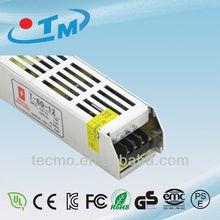 24v 3 amp 80w high quality mini led strip power supply, dc transformer for led light