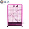 Manufacturer Supplying Pink Folding Dog Cage