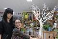 2014 shengjie mejor- venta de artificial seca rama de un árbol/pu rama seca