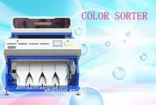 Vision color sorter plastic pvc, PET, ABS, etc