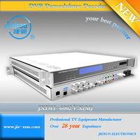 Full HD 1080P MPEG4 DVB-T2 Demodulator Decoder with CI slot