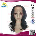 Factory price Heat Resistant Fiber lace wig toupee
