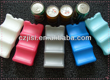 HDPE Outdoor Can Beer Milk Cooler Ice Boxes For Picnic