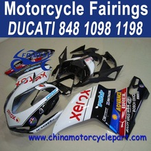 Distribution Welcomed Fairing Kit For Ducati 1098 FFKDU004