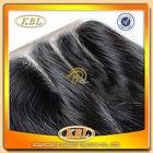 Hot sale middle part & 3 part brazilian hair closure