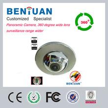 Top Selling CCTV Camera 700TV Lines 0.05Lux Metal Housing Mini 360 Panoramic Camera
