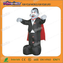 promotion wholesale LED inflatable halloween ghost