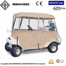 Club Car Precedent Golf Cart covers Enclosure,2 seaters