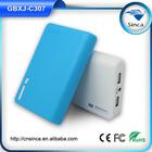 Universal External Portable Power Bank/Portable Mobile Power Bank/Mobile Power Supply