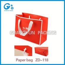 Factory price packaging bag art supply bag