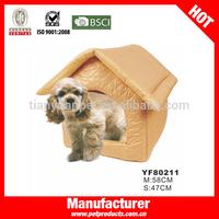 House shape warm custom indoor dog houses