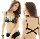 2014 Stylish Silk Bra And Panty Set