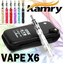 ecig kit ecig mod x6 battery x6 mod x6 vape cigarette, e cigarette high quality lava tube ecigarettex6 vape cigarette