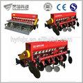 Fc-bf12 ventas calientes granja de múltiples funciones automático de doble disco de maní sembradora