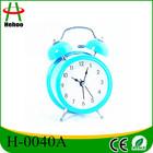 2014 New Product Metal Twin bell Alarm Clock