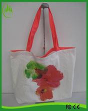 2014 Reusable Foldable Custom Printed Shopping Bag