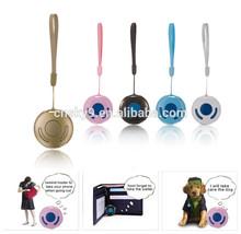 Used for iphone & Samsung anti-lost alarm key finder bluetooth anti-lost alarm