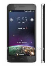 High Quality 5 inch smart phone MT6582 Quad-Core mobile phone