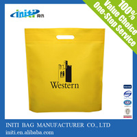 china eco wholesale die cut non woven bag