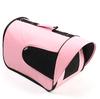 Pet travel carrier bag,mesh pet carrier