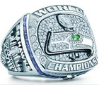 Replica NFL super bowl championship ring