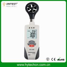 HT-380 Dongguan digital Wind anemometer/wind speed meter