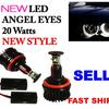 Car accessory 40w Cree led angel eyes bulb led light for bmw 1 series:E87 Hatchback (2008+)