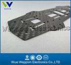1mm Mini H Quad - carbon fiber Center Plate