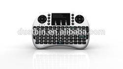 2014 Shenzhen Kayele 83 Keys bluetooth mini keyboard lifeproof for ipad mini case