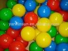 High quality Custom low pricechildren hollow rubber ball