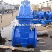 GGG40 flange type gate valve DN500 DIN
