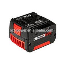 BOSCH 14.4V 3000mAh Li-Ion batteries for bosch psr 14.4 v battery