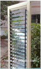 glass window shutter